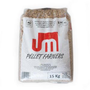 Pellet Enplus A1 PEFC 15kg